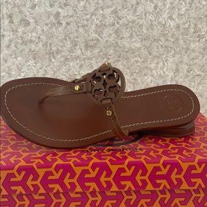Tory Burch Shoes - Tory Burch mini Miller sandals size 7